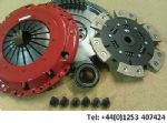 VAUXHALL ASTRA ESTATE 1.9 CDTI 150 F40 SMF FLYWHEEL, 6 PADDLE CLUTCH, CSC